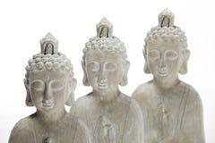 Budha statues Royalty Free Stock Photo