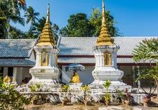 Budha statuette n Luang Prabang, Laos Stock Photo