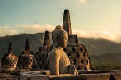 Budha Stupa Imagen de archivo