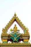 Budha y Garuda Imágenes de archivo libres de regalías