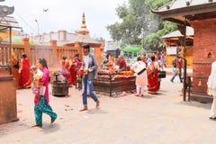 Free Budhanilkantha Temple, Kathmandu, Nepal Royalty Free Stock Image - 127018366