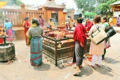 Free Budhanilkantha Temple, Kathmandu, Nepal Stock Photos - 127018433