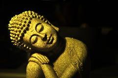 Budhha. Photo of statue of sleeping Buddha Royalty Free Stock Photography