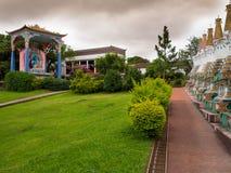 Budhist寺庙 库存图片