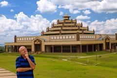 budhist świątynia Zdjęcie Royalty Free