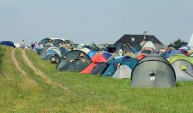 Budhist camp 2012 Stock Image
