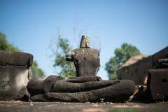 Budhist cassé Images stock