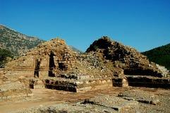 budhist monasteru ruiny Zdjęcie Stock