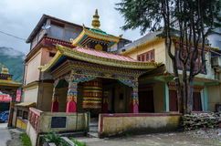 Budhist Monastery Royalty Free Stock Photography
