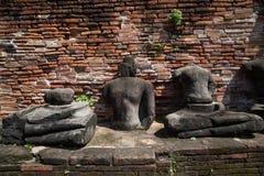 Budhist quebrado Imagens de Stock
