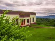 Budhist tempel Royaltyfria Foton