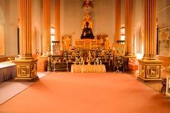 Budismo de la fe Imagen de archivo