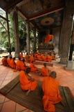 Budismo de la pagoda de Camboya en Siem Reap Foto de archivo