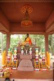 Budismo de la pagoda de Camboya en Siem Reap Fotografía de archivo libre de regalías