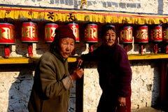 Budismo en Bhután Imagenes de archivo