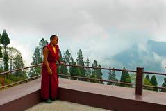 Budismo en la India Imagenes de archivo
