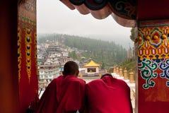 Budismo en la India Fotos de archivo