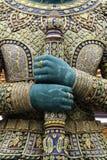 budist详细资料寺庙 免版税库存照片