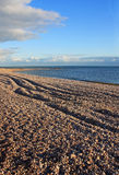 Budleigh Salterton beach Royalty Free Stock Photo