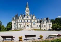 Budmerice mansion or Palffy manor, Slovakia Stock Photo