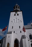 Budolfi Church, Aalborg, Denmark Royalty Free Stock Photo
