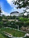 Budować przy Chongqing obrazy royalty free