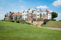 Budować przy Hastings UK Zdjęcia Stock