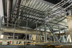 Budować usługa w budynku Obraz Royalty Free