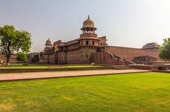 Budować wśrodku Agra fortu Fotografia Royalty Free