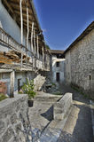 Budować w Borgo Somp Cornino Obraz Royalty Free
