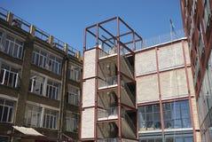 Budować w Hackney Wick zdjęcie stock