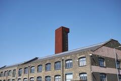 Budować w Hackney Wick obraz royalty free