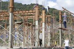 budowa Zdjęcia Stock