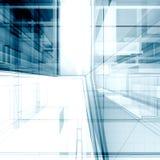 Budowa abstrakt Fotografia Stock