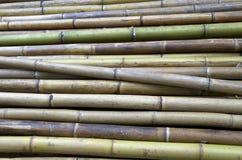 Budowa bambus Zdjęcia Stock
