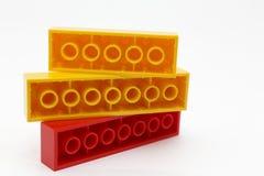 Budowa bloki Obraz Royalty Free