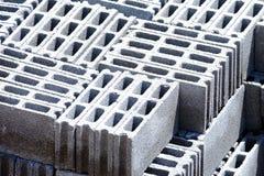 Budowa bloki Obrazy Royalty Free