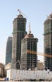 budowa boom Fotografia Royalty Free