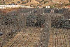 budowa bridge zdjęcia stock