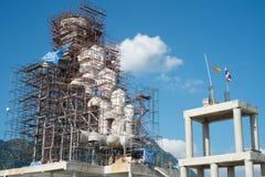 Budowa Buddha Fotografia Royalty Free