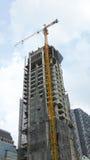 Budowa budynek Obrazy Stock