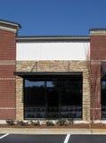 budowa centrum zakupy Zdjęcia Royalty Free