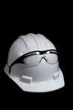 budowa ciężkie kapelusz Obraz Royalty Free