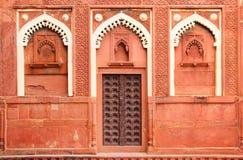Budować czerep z drzwi w India Obrazy Royalty Free