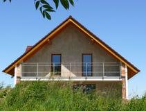 budowa dom Obraz Stock