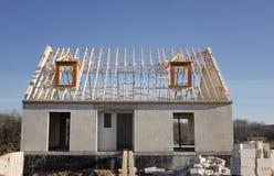budowa dom Fotografia Stock