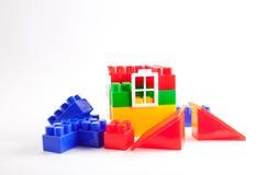 Budować dom Fotografia Stock
