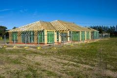 budowa dom obraz royalty free
