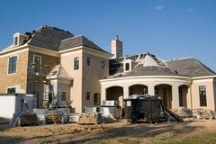 budowa domu Fotografia Stock