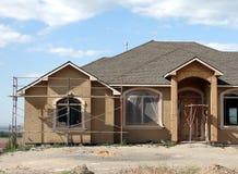 budowa domu Zdjęcia Stock